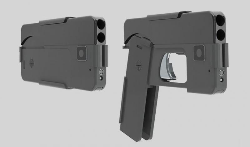 iPhone Gun de Ideal Conceal