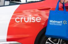 Walmart livraison autonome