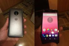 Motorola Moto G5 photo