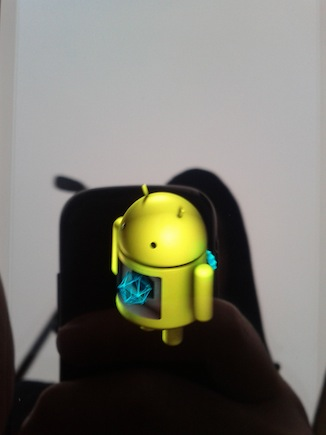 Factory reset du Android Galaxy nexus